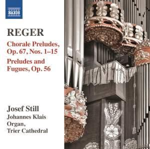 Reger - Organ Works Volume 14