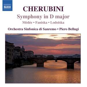 Cherubini: Symphony & Overtures to Medee, Faniska & Lodoiska Product Image