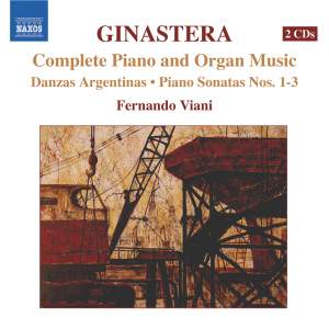 Ginastera - Complete Piano and Organ Music Product Image