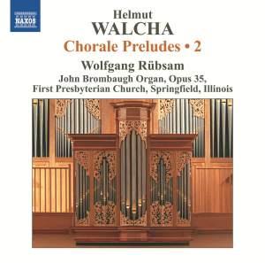 Walcha: Chorale Preludes, Volume 2 Product Image
