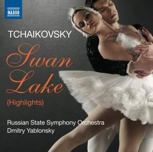 Tchaikovsky: Swan Lake, Op. 20 (excerpts) Product Image