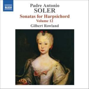 Soler - Sonatas for Harpsichord Volume 12 Product Image