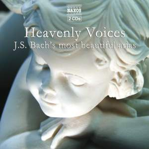Heavenly Voices - Bach's Most Beautiful Arias Product Image