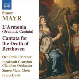 Simon Mayr: L'Armonia
