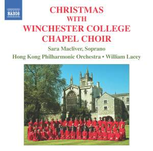 Christmas with Winchester College Chapel Choir Product Image