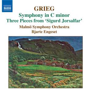 Grieg - Orchestral Music Volume 3 Product Image