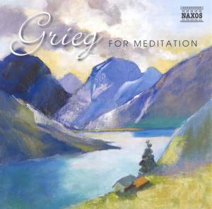 Grieg For Meditation (Swedish Edition) Product Image
