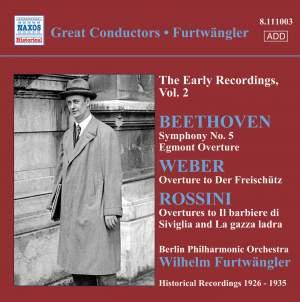 Furtwängler - The Early Recordings Volume 2 Product Image