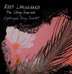 Rued Langgaard: The String Quartets Product Image