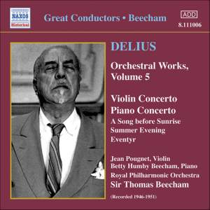 Great Conductors - Sir Thomas Beecham Product Image