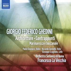 Ghedini: Architetture & Contrappunti