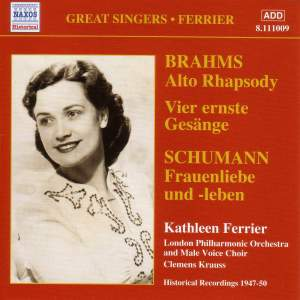 Great Singers - Kathleen Ferrier Product Image