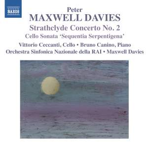 Maxwell Davies: Strathclyde Concerto No. 2 Product Image