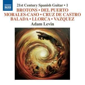 21st Century Spanish Guitar, Volume 1