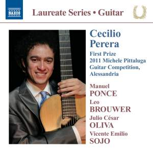 Guitar Recital: Cecilio Perera
