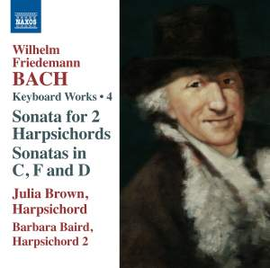 W. F. Bach - Keyboard Works Volume 4