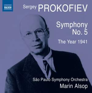 Prokofiev: Symphony No. 5 & The Year 1941 Product Image