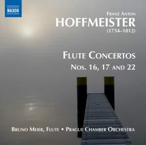 Hoffmeister: Flute Concertos, Volume 2