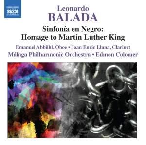 Balada: Sinfonía en Negro - Homage to Martin Luther King Product Image