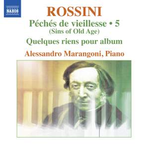 Rossini - Complete Piano Music Volume 5