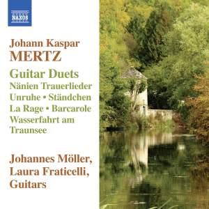 Johann Kaspar Mertz: Guitar Duets