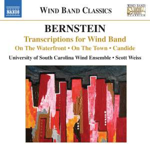 Bernstein: Transcriptions for Wind Band Product Image