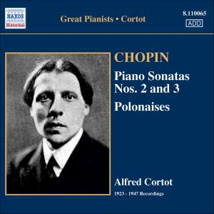 Great Pianists - Cortot