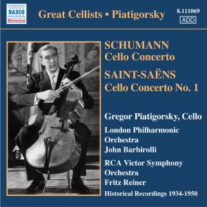 Great Cellists - Piatigorsky