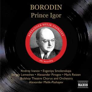Borodin: Prince Igor Product Image