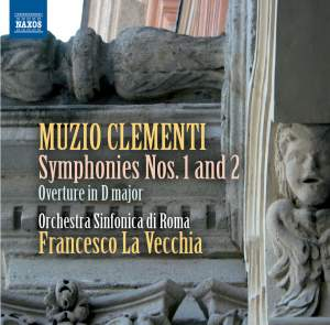 Clementi: Symphonies Nos. 1 & 2 Product Image