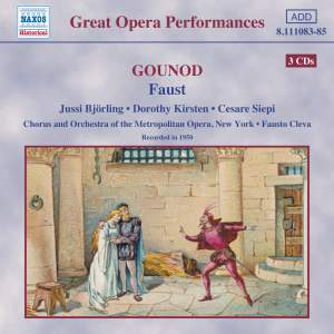 Gounod: Faust Product Image