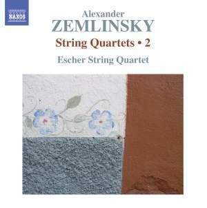 Zemlinsky: String Quartets, Volume 2
