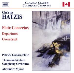 Christos Hatzis: Flute Concertos