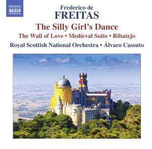 Frederico de Freitas: The Silly Girl's Dance Product Image