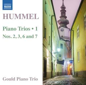 Hummel: Piano Trios Volume 1