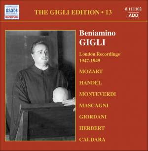 The Gigli Edition 13 Product Image