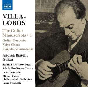 Villa-Lobos: The Guitar Manuscripts Vol. 1