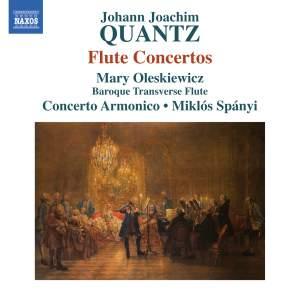 Quantz: Flute Concertos