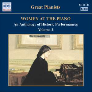 Great Pianists - Women at the Piano Volume 2 Product Image