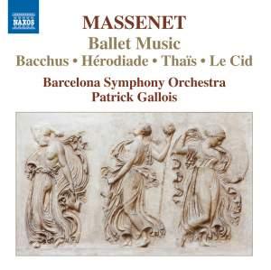 Massenet: Ballet Music Product Image