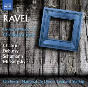 Ravel: Orchestral Works, Vol. 3