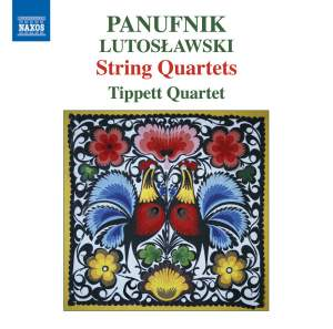 Lutoslawski & Panufnik: String Quartets