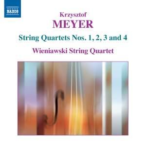 Meyer: String Quartets Volume 4
