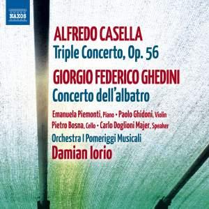 Casella: Triple Concerto