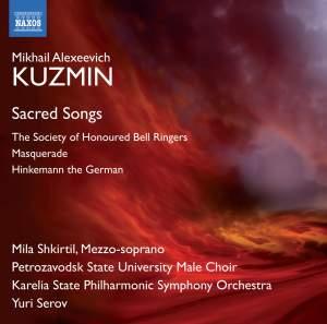 Kuzmin: Sacred Songs