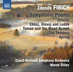 Zdeněk Fibich: Orchestral Works, Vol. 3