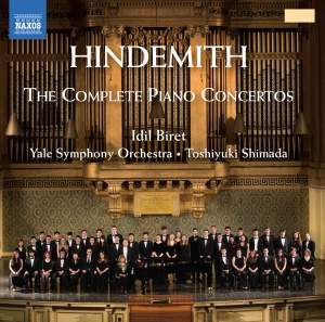Hindemith: The Complete Piano Concertos Product Image