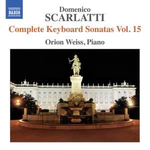 Scarlatti: Complete Keyboard Sonatas, Vol. 15