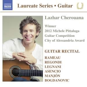 Guitar Recital: Lazhar Cherouana