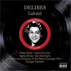 Delibes: Lakmé Product Image